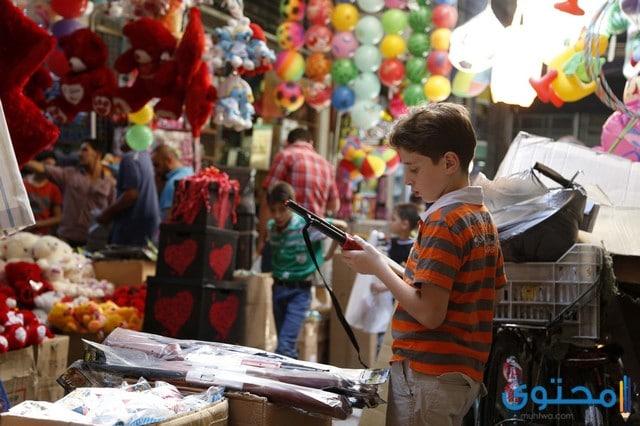 موعد عيد الفطر بالأردن 2018