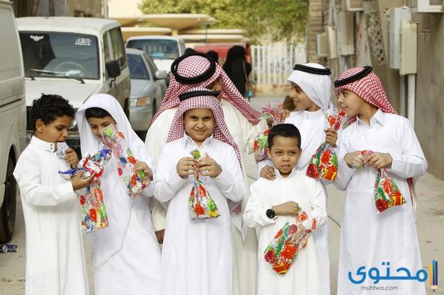 طقوس عيد الفطر في السعودية