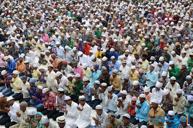توقيت صلاة عيد الفطر بالكويت 1439