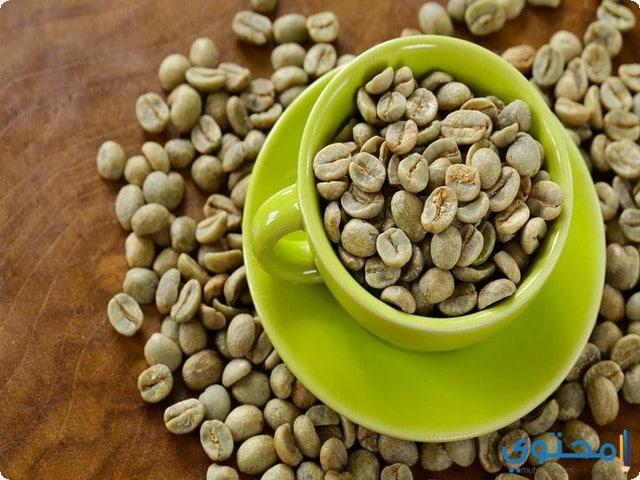 فوائد القهوة الأخضر للبشرة