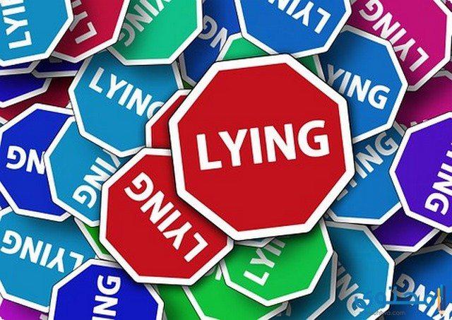 كلمة عن الكذب