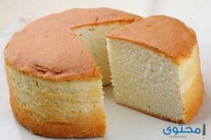 بالصور وصفات عمل الكيكة الإسفنجية