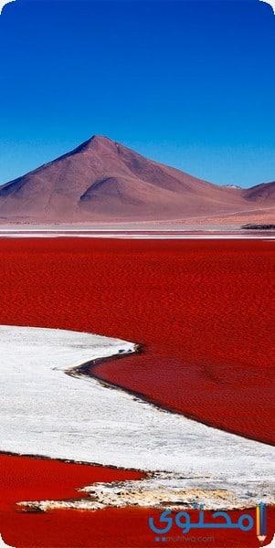 بحيرة اللاجون الأحمر