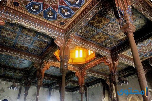 المتحف الإنثوجرافى بالقاهرة