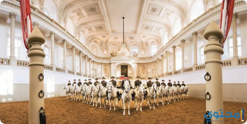 مدرسة الفروسية الملكية الإسبانية