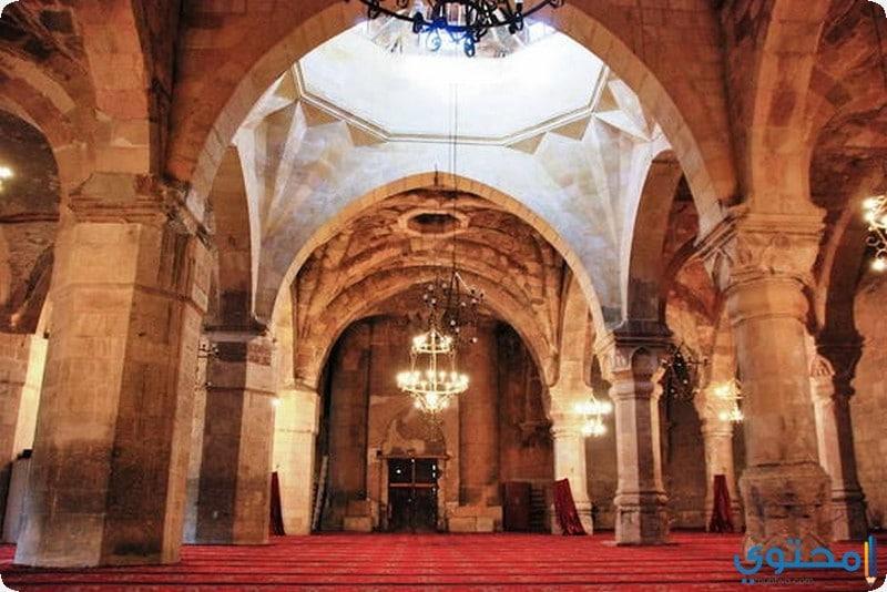 المسجد الكبير ومشفى ديوريجي