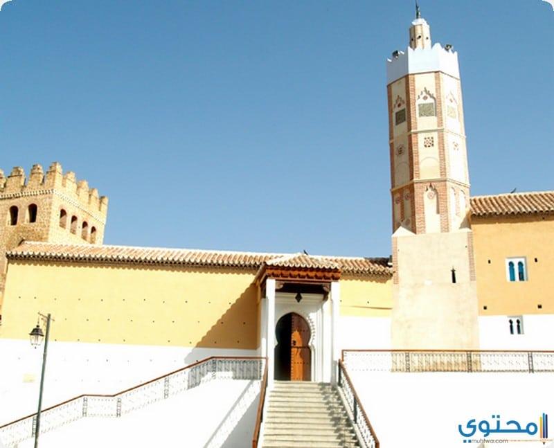 المسجد الأعظم في المغرب