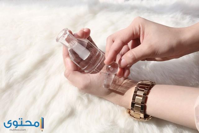 استخدامات المسك الابيض السائل