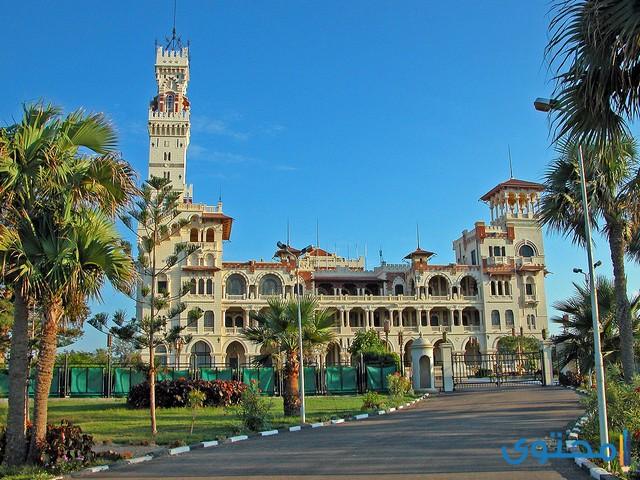 افضل اماكن سياحية في الإسكندرية