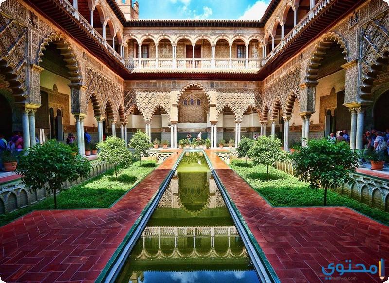 قصر المورق أو قصر المبارك
