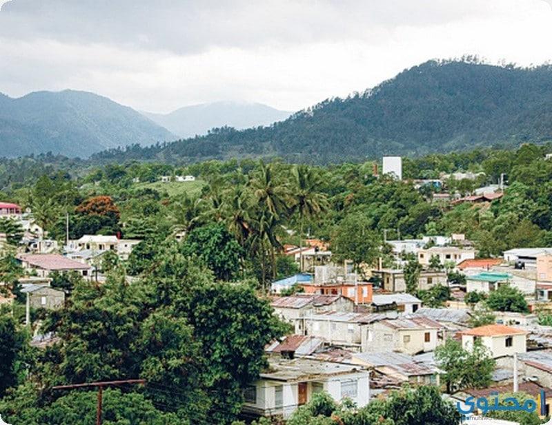 منطقة باهيا دي لاس أغيلاس