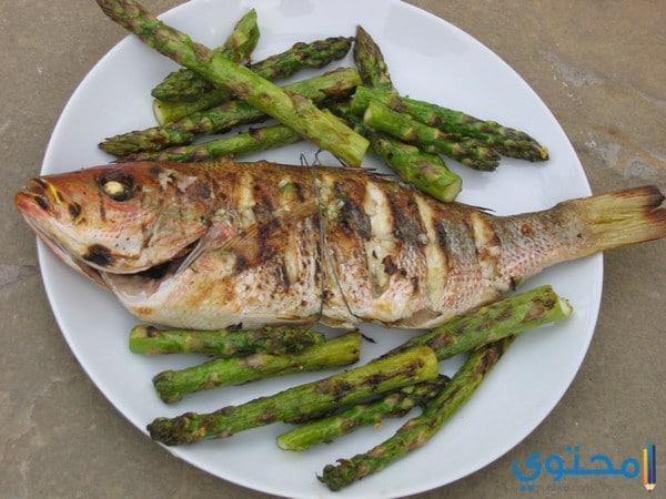 الإكثار من تناول المأكولات البحرية