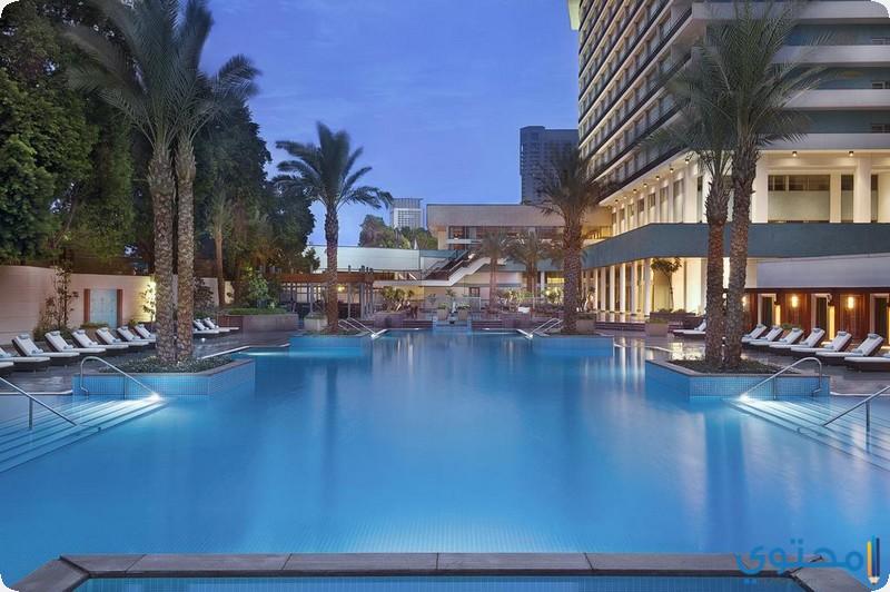 اجمل فنادق القاهرة بالصور - موقع محتوى
