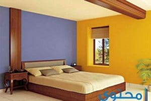 ألوان غرف نوم حديثة مودرن 2018