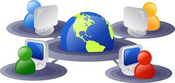 الوصول لخدمات الإنترنت