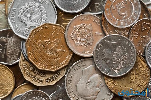 اماكن بيع العملات القديمة