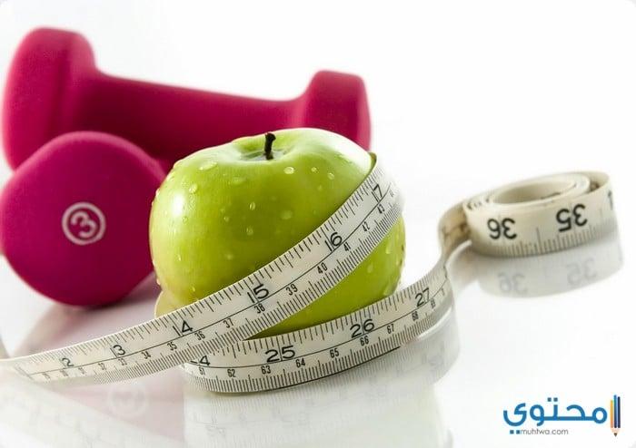 تنزيل الوزن بدون رجيم ولا رياضة