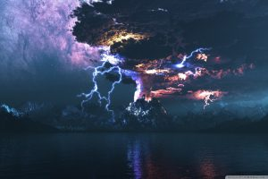 تفسير رؤية البرق فى المنام