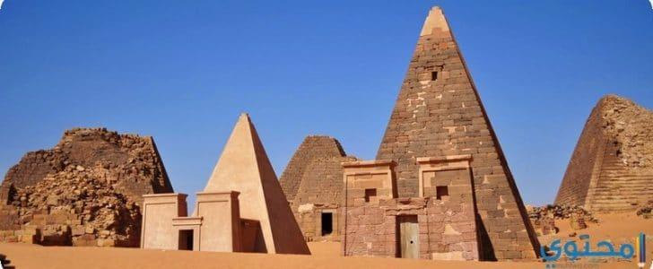 معالم صور السياحة فى السودان 2018