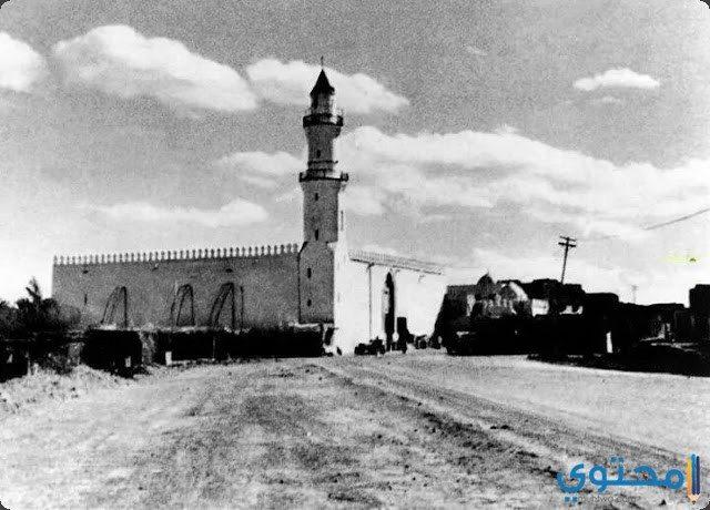 أول مسجد في الإسلام