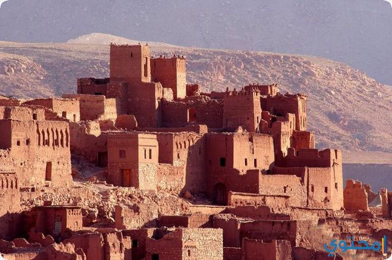 قصر آيت بن حدو القديم