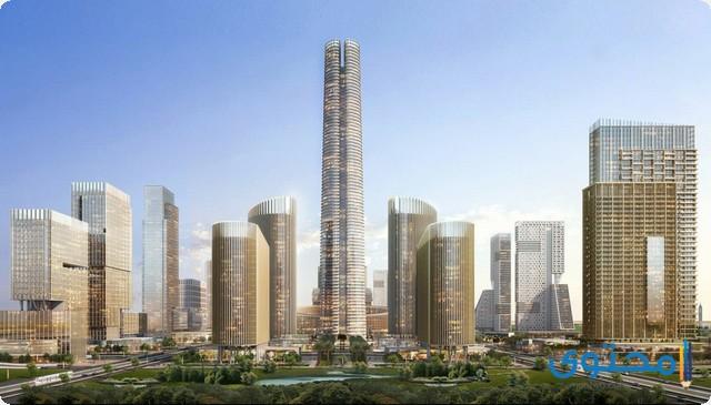 باجودا مول العاصمة الإدارية Pagoda 2021 9