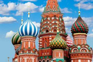 معالم سياحية في روسيا 2018