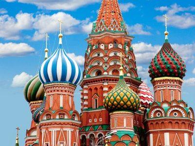 معالم سياحية في روسيا 2019