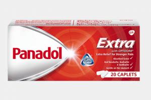 بانادول اكسترا Panadol extra مسكن للآلام