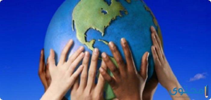 بحث عن أثر الحروب على البيئة