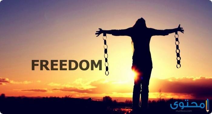 بحث عن أهمية الحرية للإنسان مكتمل العناصر