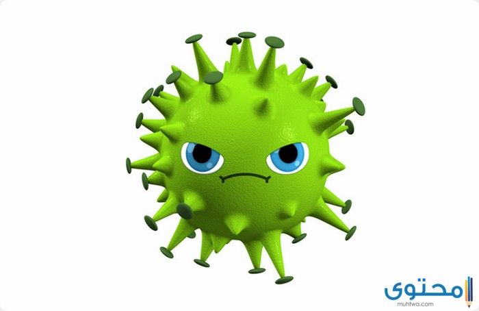 بحث عن الفيروسات التي تصيب الإنسان