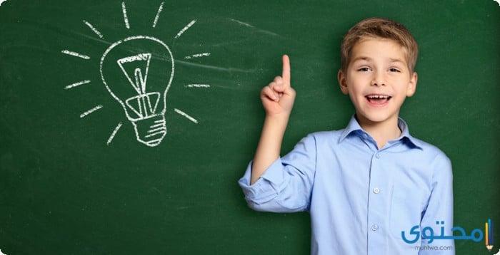 بحث عن تنمية مهارات الأطفال الموهوبين