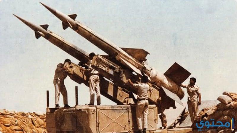 بدء حرب 6 أكتوبر 1973