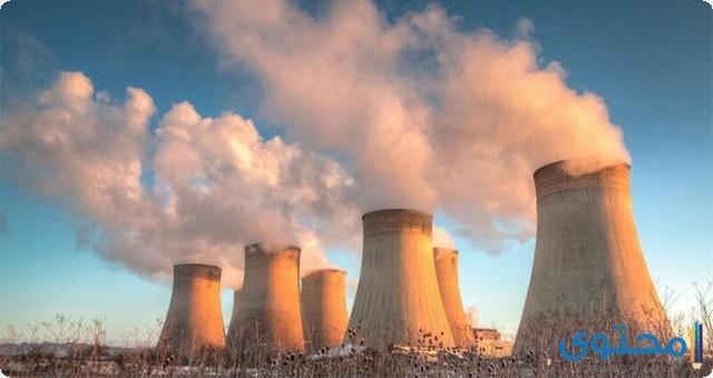 بحث كامل عن التلوث البيئي
