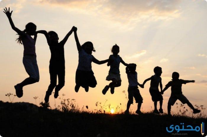بحث كامل عن الطفولة وأهميتها
