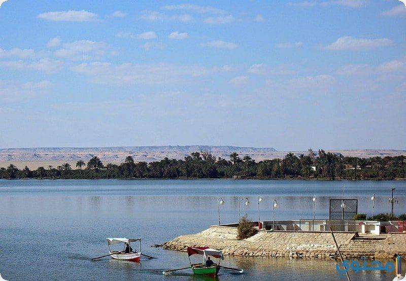 بحيرة قارون