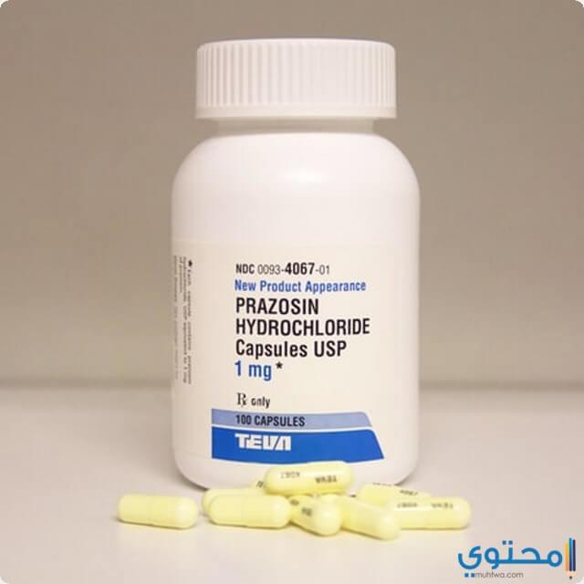 ما هو دواء برازوسين