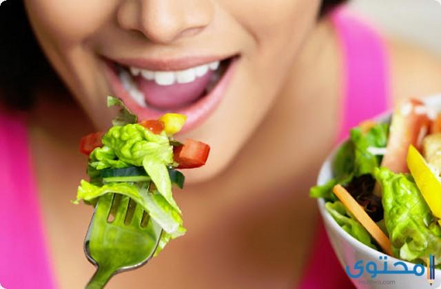 برنامج غذائي لزيادة الوزن