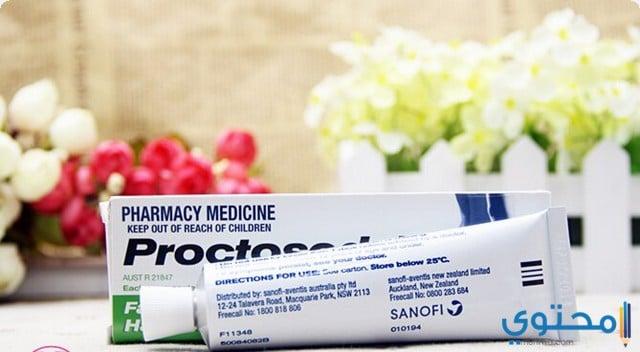 الاحتياطات وموانع استعمال دواء بروكتوسيديل