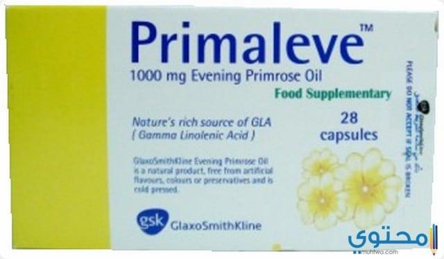 الأعراض الجانبية لتناول دواءبريماليف