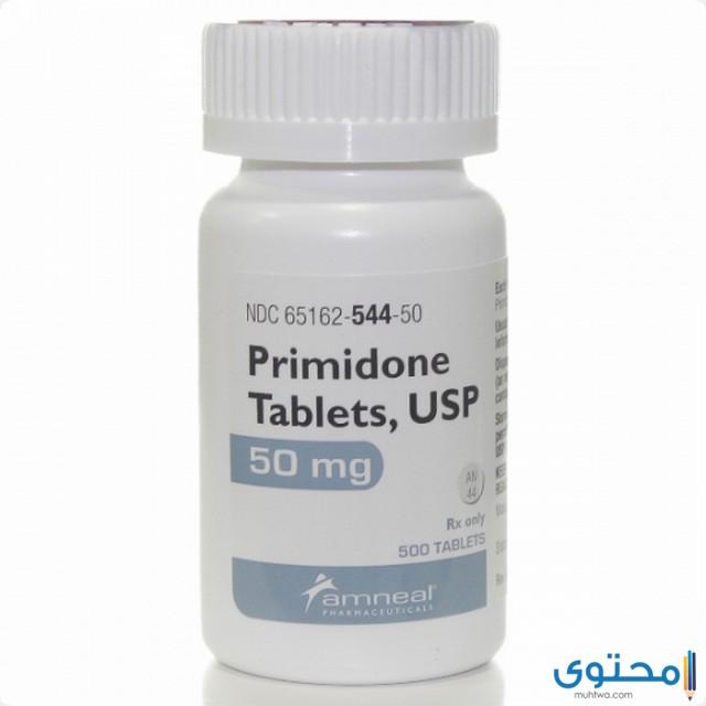 ما هي دواعي استخدام دواء بريميدون