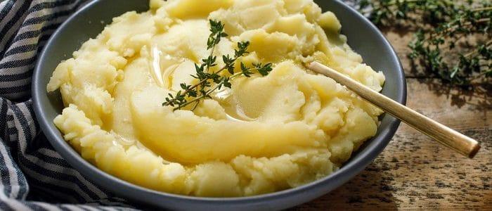 طريقة تحضير البطاطس المهروسة