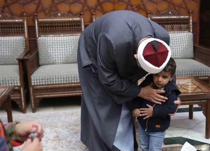 صور ابناء الشهيد احمد المنسي