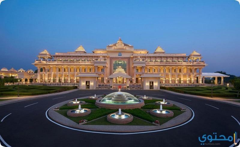 فندق جراند بهارات في الهند