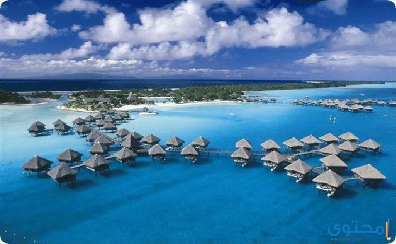 جزيرة بورا بورا الساحرة