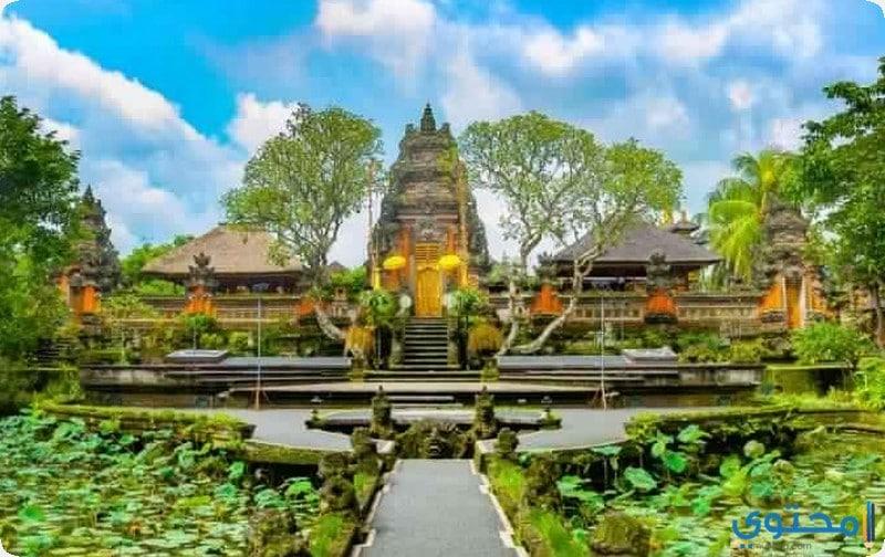 معبد بورا تامان ساراسواتي