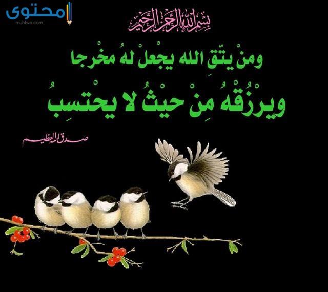بوستات ايات قرآنية
