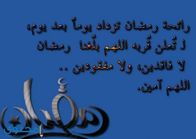 منشورات رمضانية قصيرة