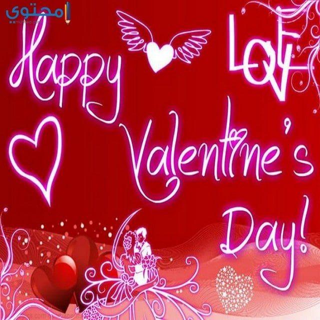 بوستات عيد الحب تحفة